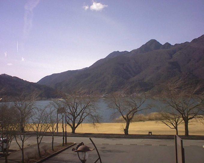 富士五湖TV道の駅かつやま河口湖ライブカメラ(山梨県富士河口湖町勝山)