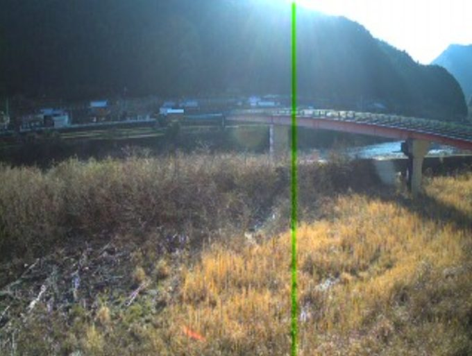 日高川浅間上流側ライブカメラ(和歌山県日高川町浅間)