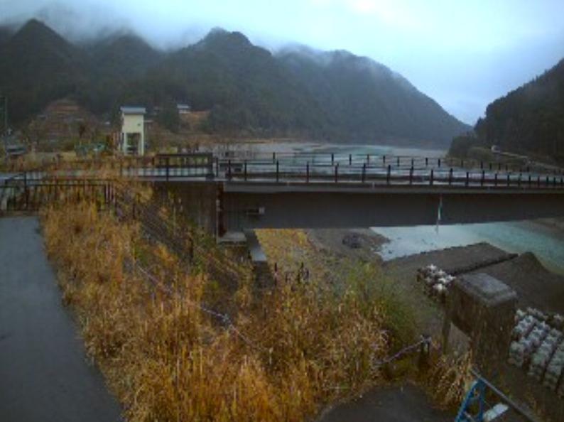 那智川川関第2下流側ライブカメラ(和歌山県那智勝浦町川関)