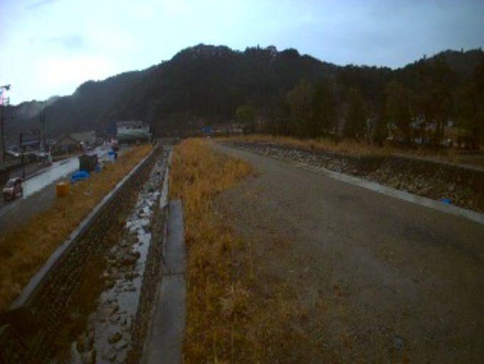 那智川井関下流側ライブカメラ(和歌山県那智勝浦町井関)