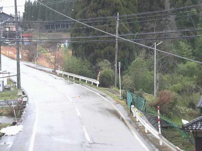 国道471号岩尾滝ライブカメラ(富山県小矢部市岩尾滝)