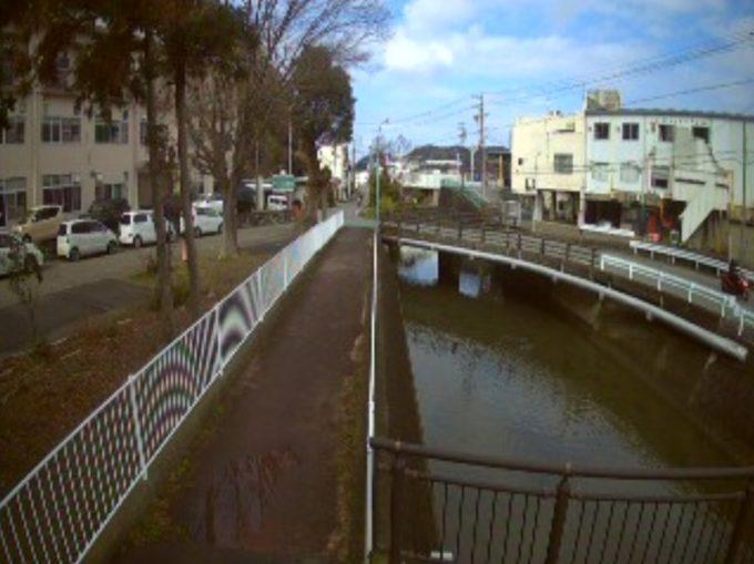 高山川野下流側ライブカメラ(和歌山県有田市野)