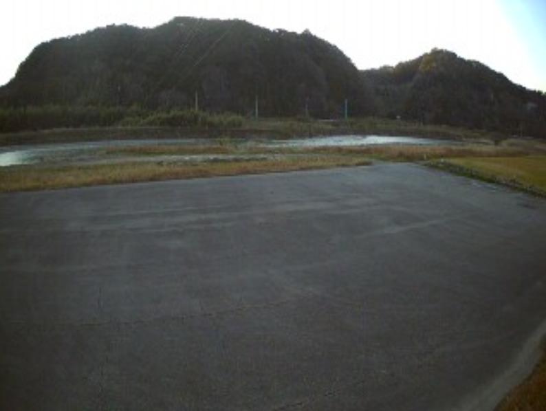 富田川十九渕上流側ライブカメラ(和歌山県白浜町十九渕)