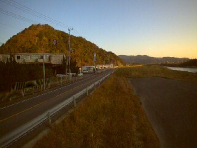 富田川十九渕下流側ライブカメラ(和歌山県白浜町十九渕)