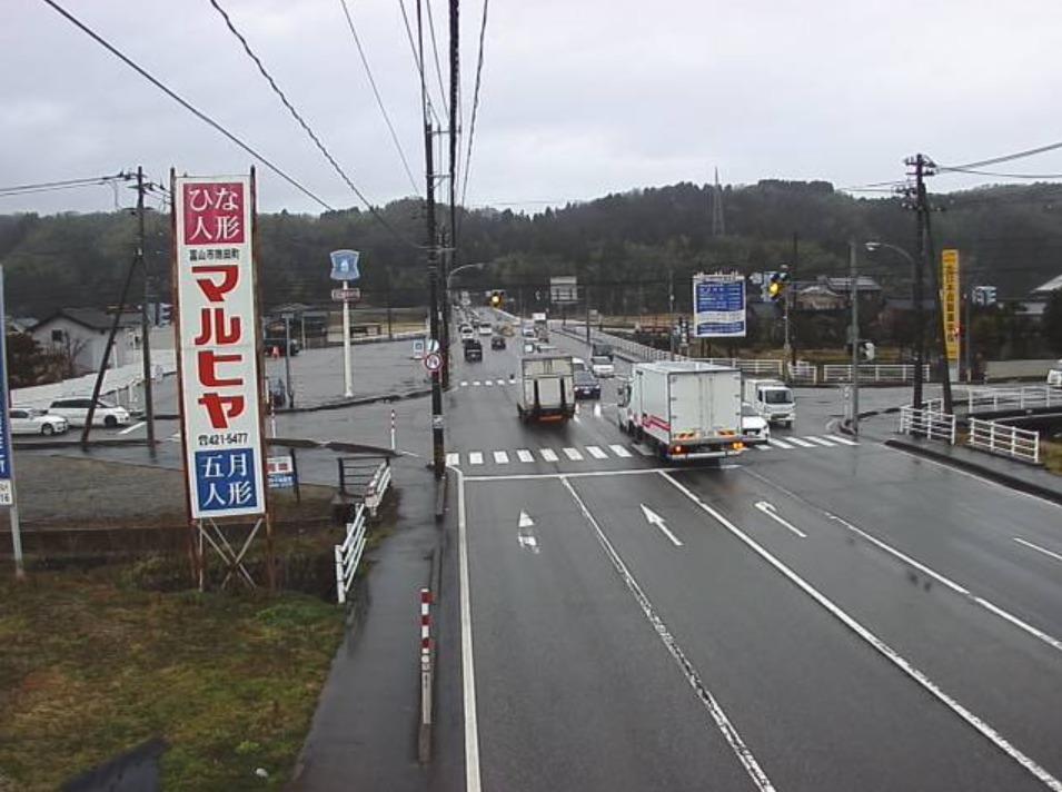富山県道40号高岡庄川線