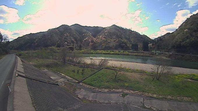 江の川39.8KP右岸ライブカメラ(島根県美郷町港)