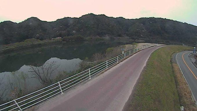 江の川3.6KP右岸ライブカメラ(島根県江津市渡津町)