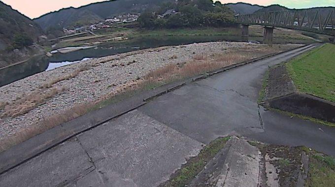 江の川51.0KP左岸ライブカメラ(島根県美郷町野井)