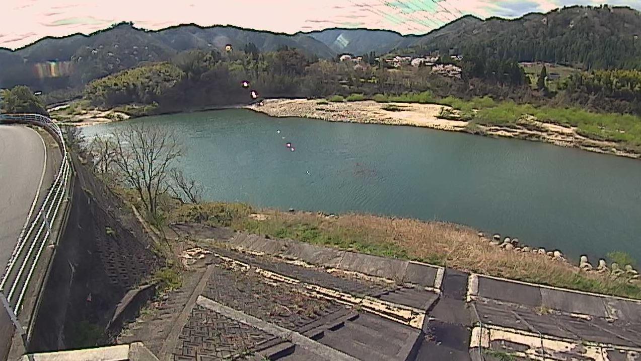 江の川54.2KP左岸ライブカメラ(島根県美郷町浜原)