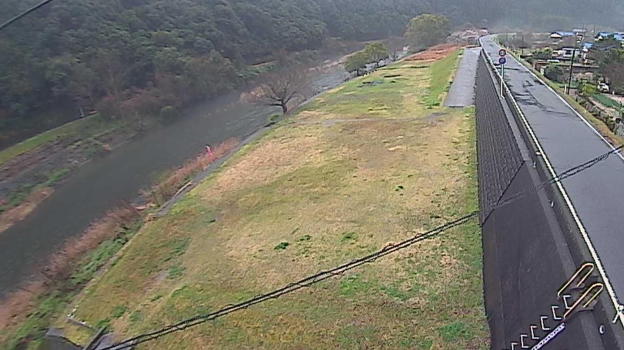 小瀬川7.9KP左岸ライブカメラ(広島県大竹市防鹿)