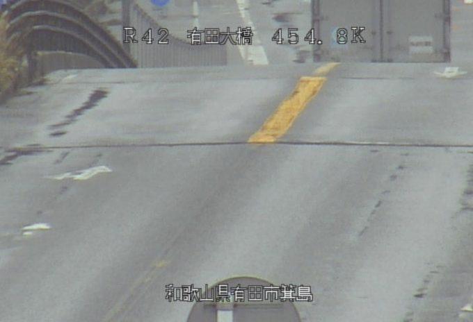国道42号有田大橋ライブカメラ(和歌山県有田市箕島)