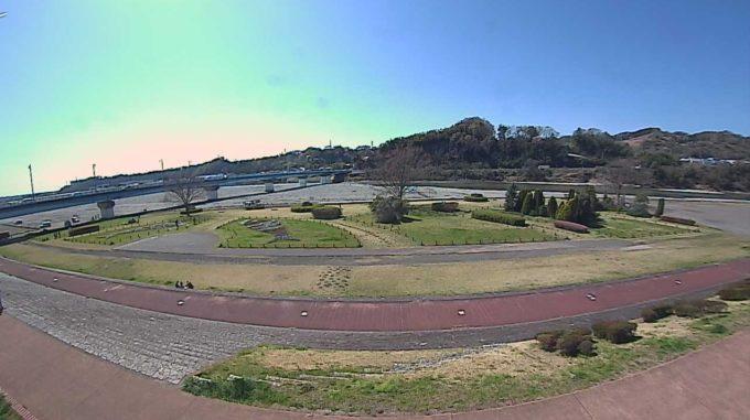 相模川高田橋ライブカメラ(神奈川県相模原市中央区)