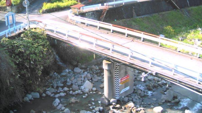 赤石川川平橋ライブカメラ(大分県日田市大山町西大山)