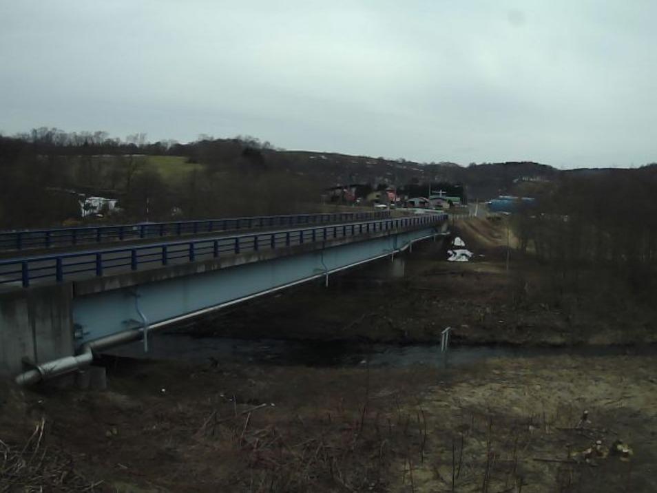 フーレップ川2.5KPライブカメラ(北海道枝幸町風烈布)