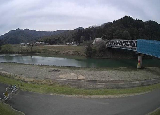 円山川日置橋ライブカメラ(兵庫県豊岡市日高町日置)