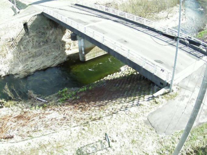 ヌッチ川中島橋ライブカメラ(北海道余市町沢町)
