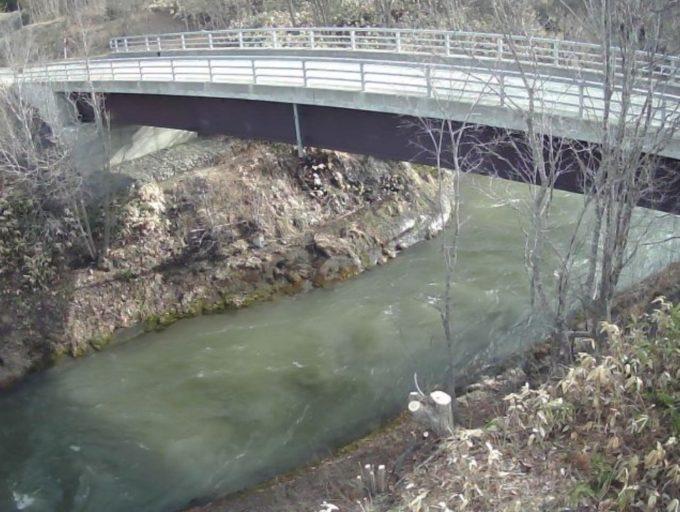 サクルー川1.7KPライブカメラ(北海道滝上町幸町)