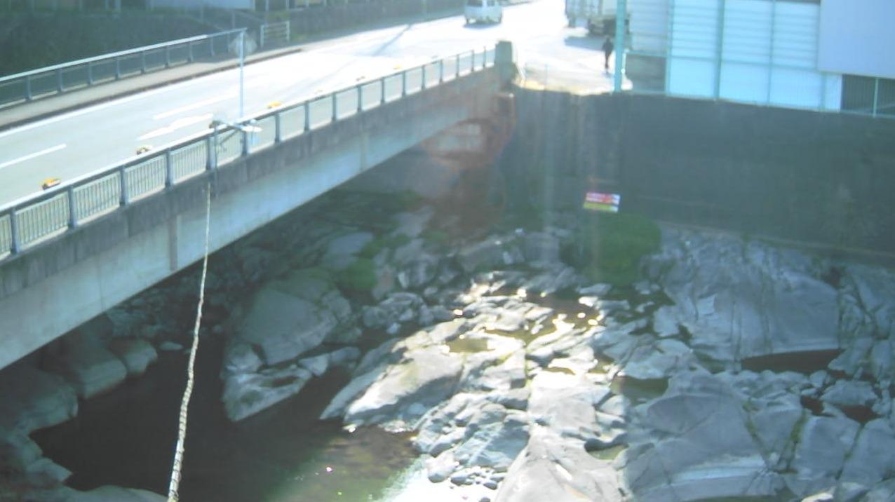 高瀬川鰐淵橋ライブカメラ(大分県日田市琴平町)