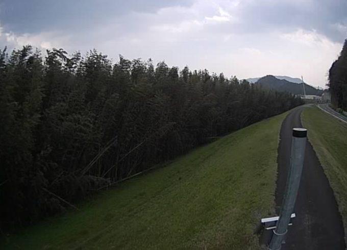 由良川漆端ライブカメラ(京都府福知山市漆端)