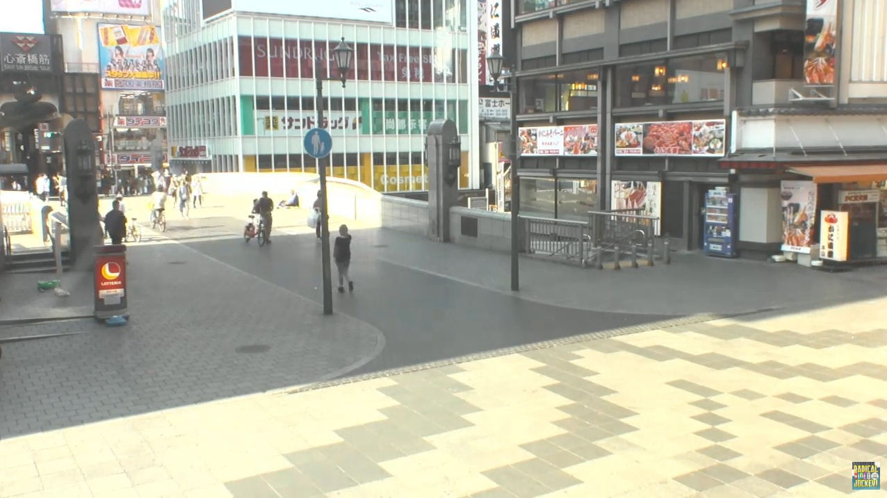 カメラ 新宿 駅 ライブ