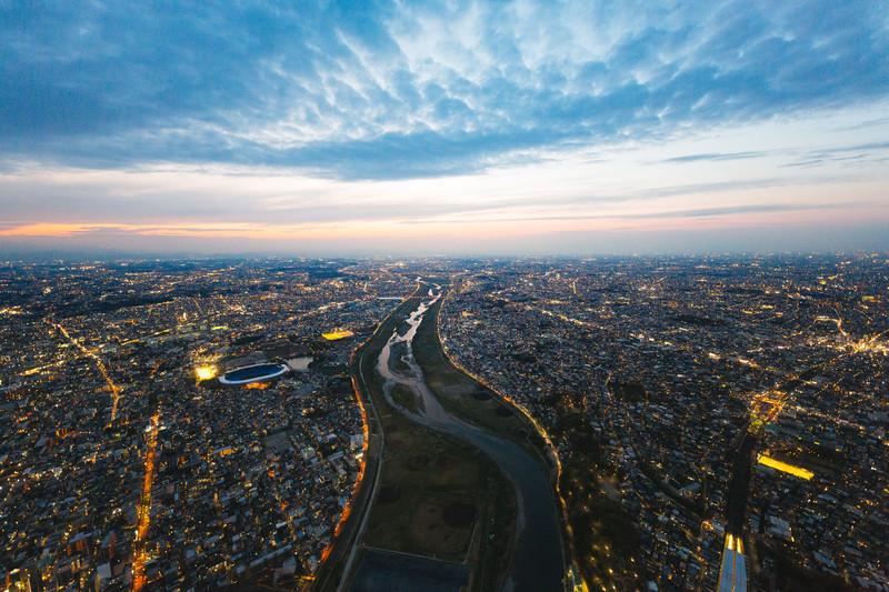 東京都上空ライブカメラ