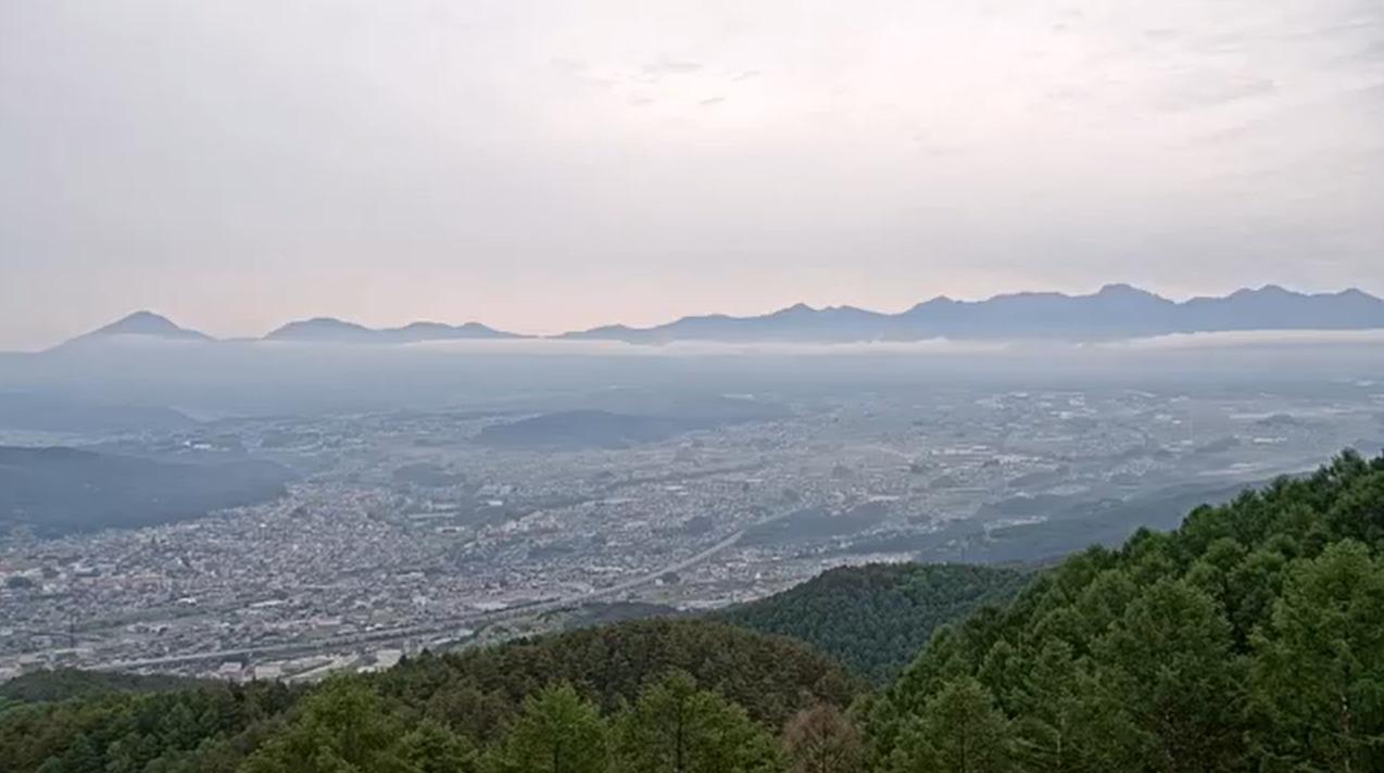 杖突峠峠の茶屋ライブカメラ(長野県茅野市宮川)