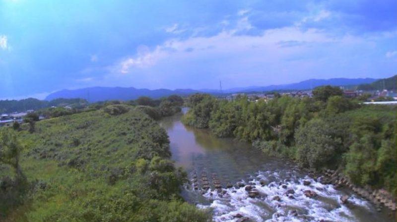 夏井川磐城橋ライブカメラ(福島県いわき市平下平窪)