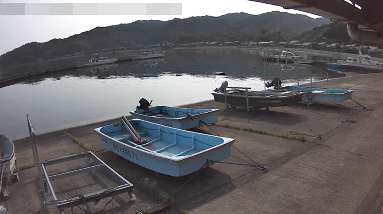 獅子矢原漁港東側ライブカメラ(京都府宮津市獅子)
