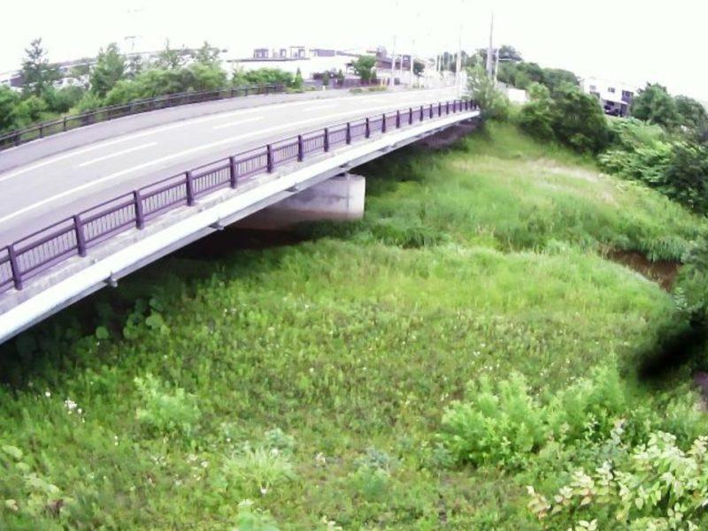 明野川6.6KPライブカメラ(北海道苫小牧市明野元町)