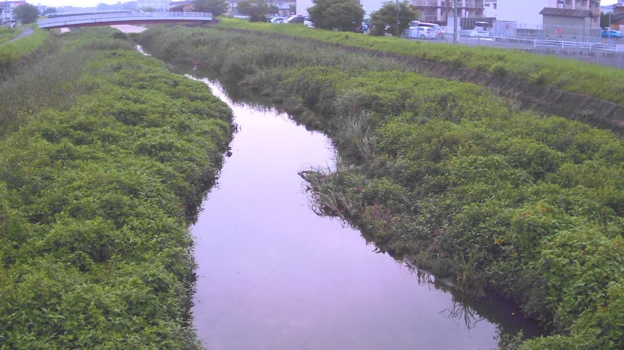 愛宕川通学橋ライブカメラ(三重県松阪市宮町)