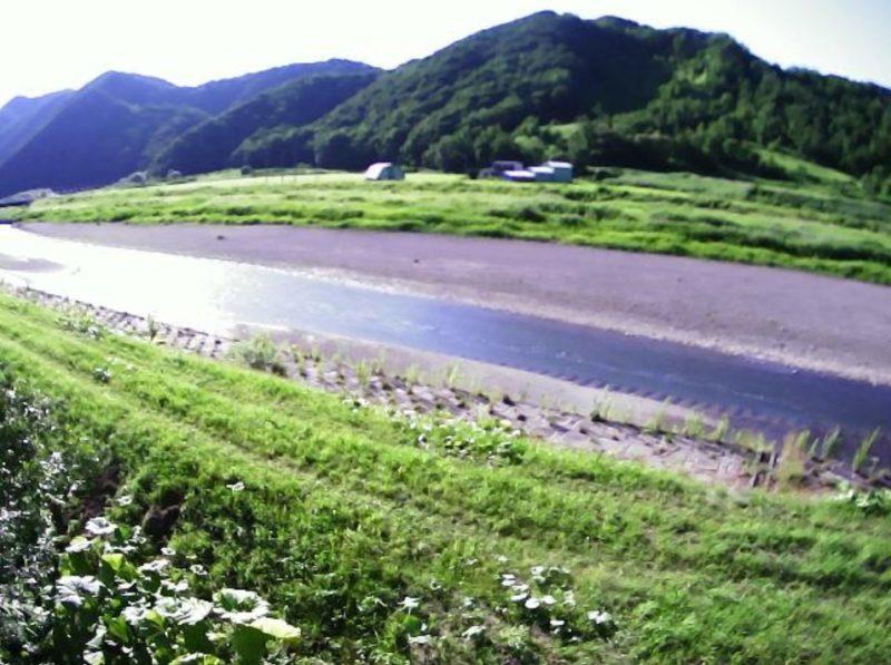 厚別川新和ライブカメラ(北海道新冠町新和)