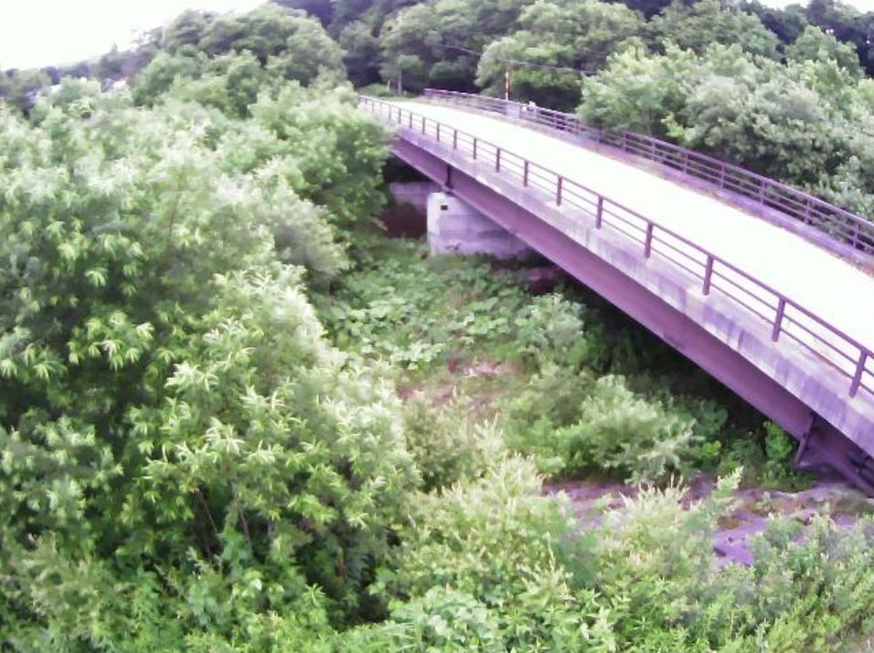 ブウベツ川2.2KPライブカメラ(北海道白老町石山)