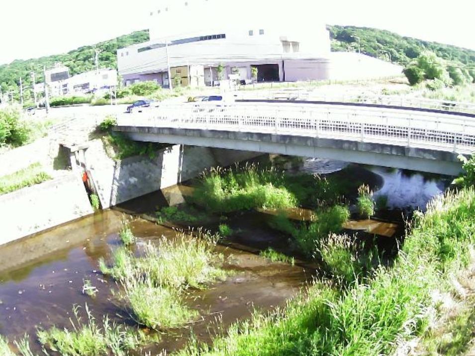 チマイベツ川0.8KPライブカメラ(北海道伊達市南黄金町)