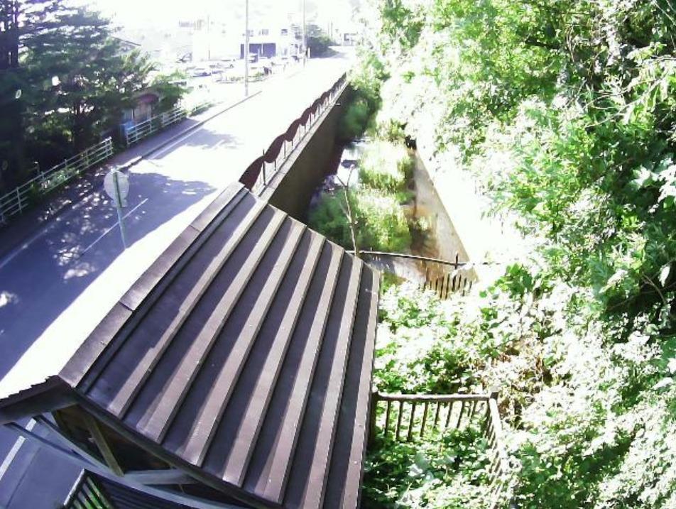 知利別川杜下橋ライブカメラ(北海道室蘭市中島町)