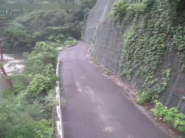 福島県道253号落合浪江線第2葛尾方面ライブカメラ(福島県浪江町)