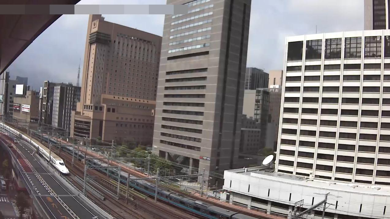 ginzagioia銀座鉄道第1ライブカメラ(東京都中央区銀座)