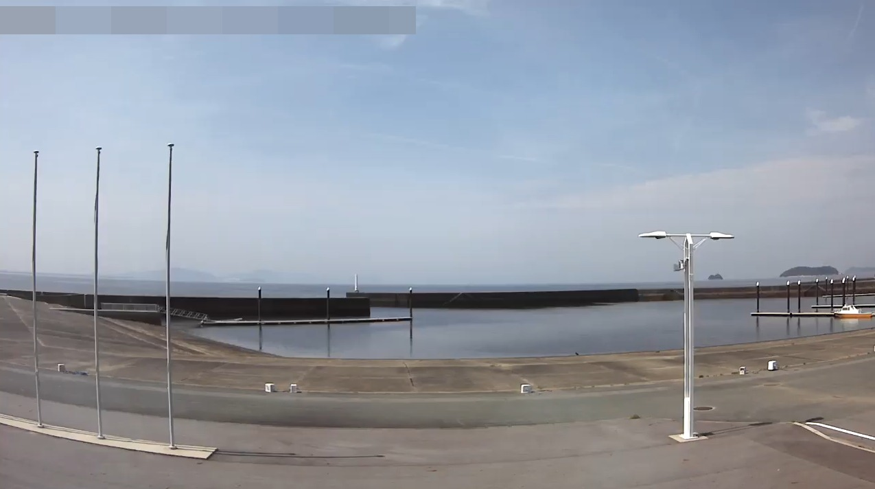 海陽ヨットハーバーライブカメラ(愛知県蒲郡市海陽町)