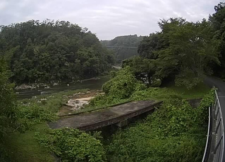 木津川西高倉第1ライブカメラ(三重県伊賀市西高倉)