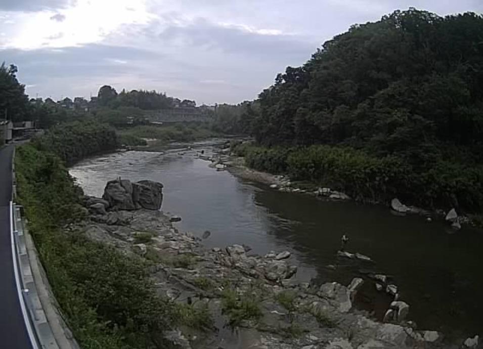 木津川西高倉第2ライブカメラ(三重県伊賀市西高倉)