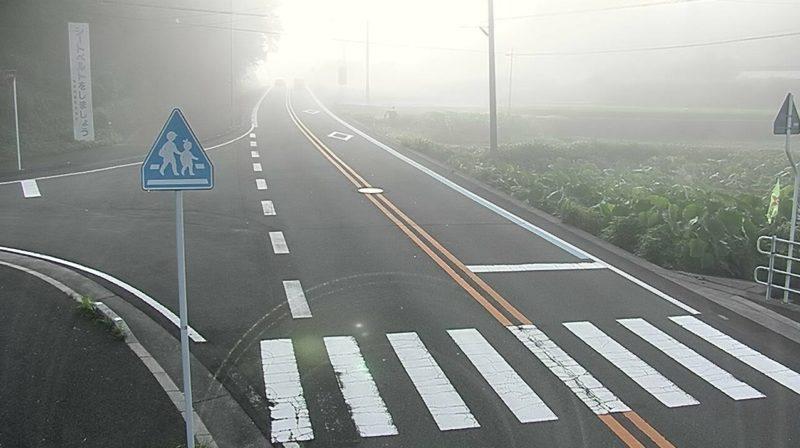 国道320号水分ライブカメラ(愛媛県鬼北町北川)