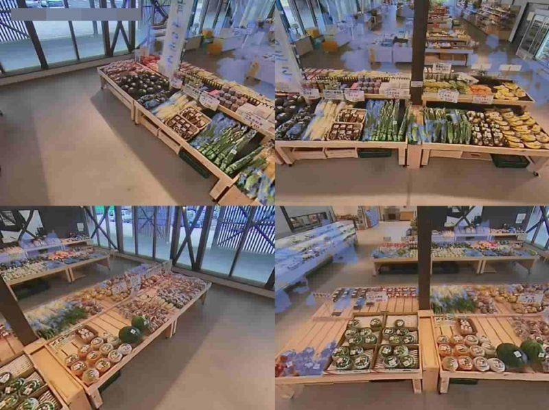 農産物直売所マルシェ黒耀第2ライブカメラ(長野県長和町古町)