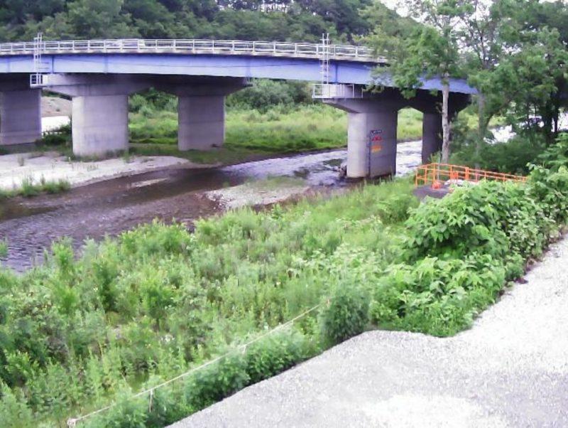 芽室川芽室川水位観測所ライブカメラ(北海道芽室町西9条)