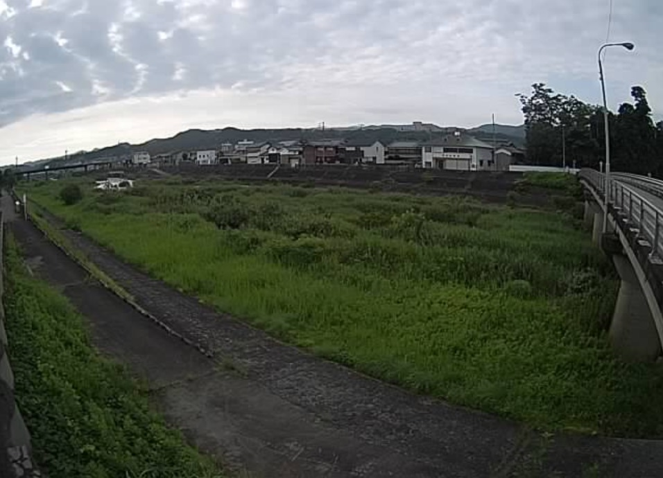 名張川瀬古口ライブカメラ(三重県名張市鍛冶町)