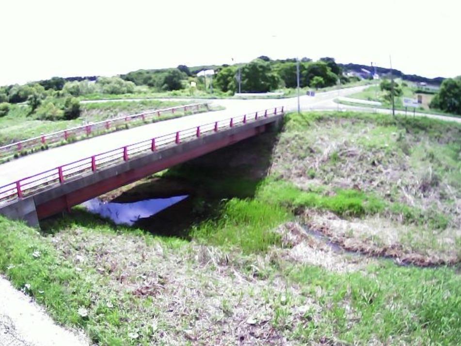 長沼川2.7KPライブカメラ(北海道厚真町鹿沼)