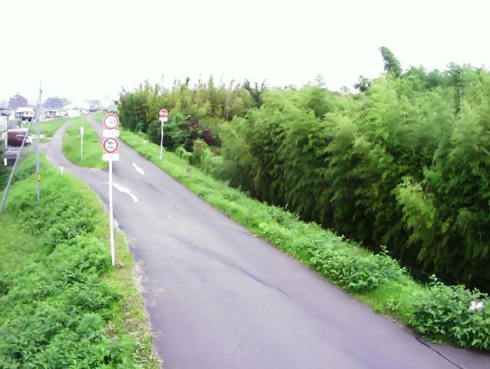 名取川6.0KP右岸ライブカメラ(宮城県仙台市太白区)