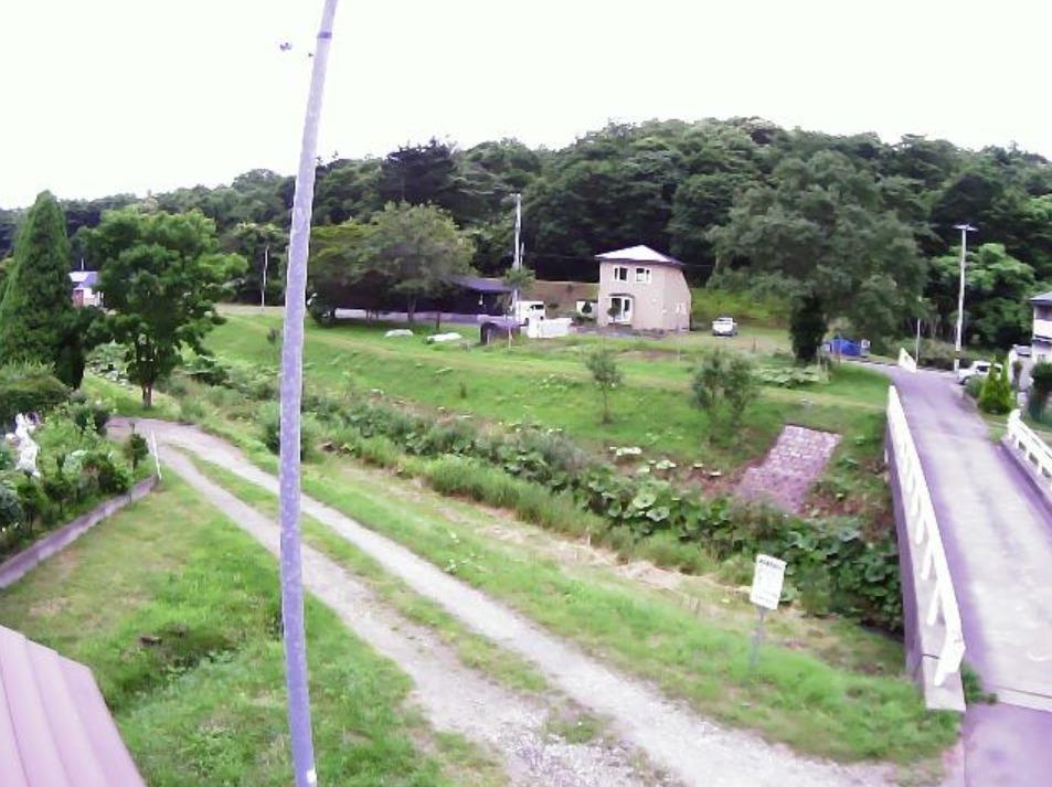 岡志別川千歳町ライブカメラ(北海道登別市千歳町)