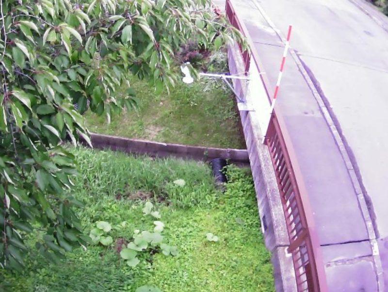 サックシュオルベツ川20.8KPライブカメラ(北海道上士幌町上士幌)