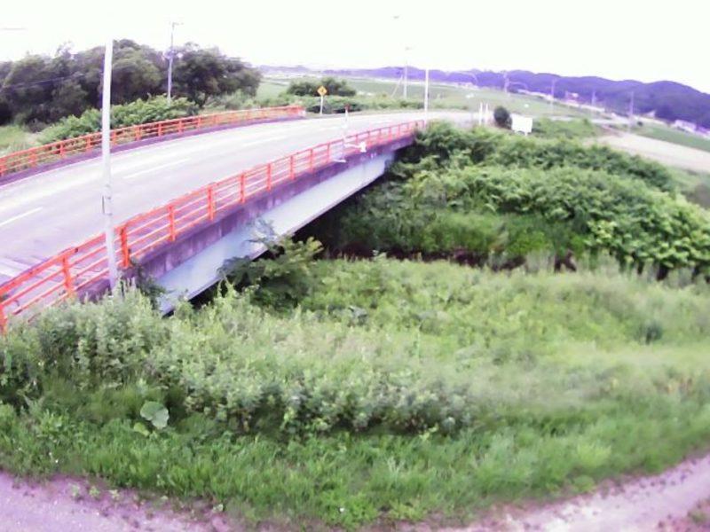 下牛首別川3.7KPライブカメラ(北海道豊頃町牛首別)