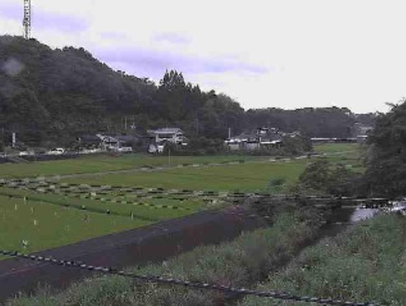 塩見川下ノ原橋ライブカメラ(宮崎県日向市塩見)