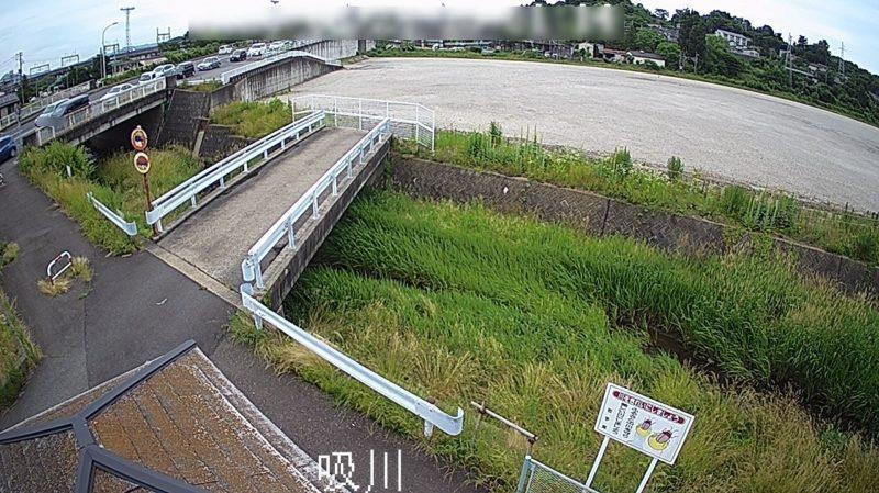 吸川吸川水位観測所ライブカメラ(岩手県一関市宮坂町)
